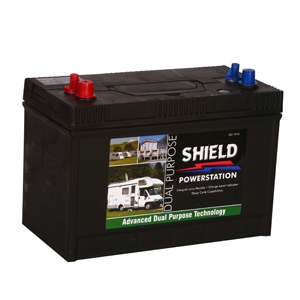 shield battery 110AH